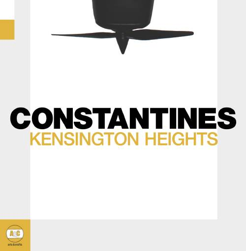 The Constatines Kennsington Heights Album Cover
