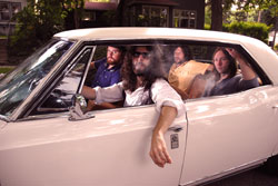 Sheepdogs Ticket Giveaway