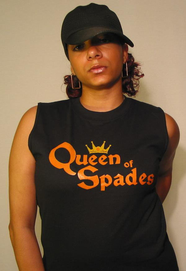 DJ The Queen of Spades