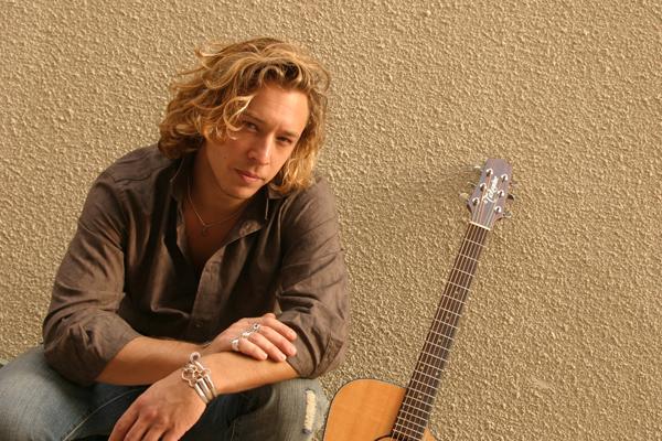 Toronto Musician Marshall Dane