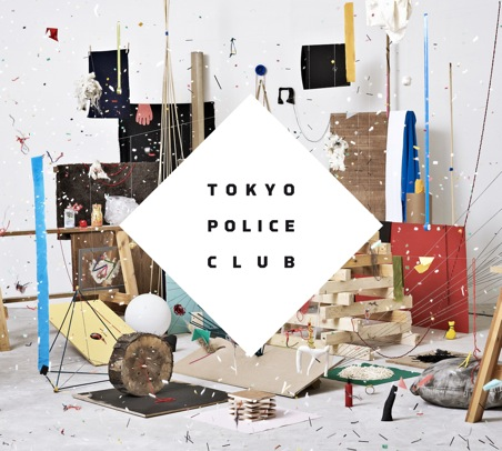 Tokyo Polic Club Champ CD Review