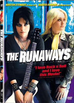 The Runaways DVD Review Toronto Music Scene