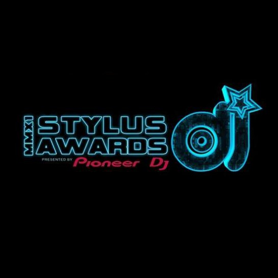 Stylus DJ Awards 2011 Pioneer HP